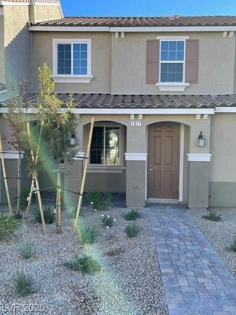 7077 Misty Plateau Street, North Las Vegas, NV 89086 (MLS #2251591) :: The Shear Team