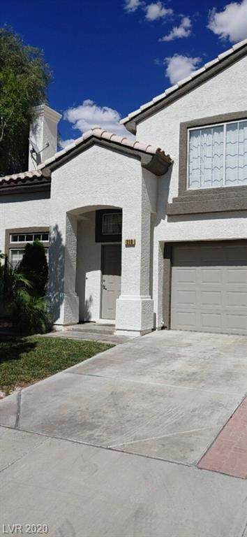 210 Boothbay Street, Henderson, NV 89074 (MLS #2251809) :: The Lindstrom Group