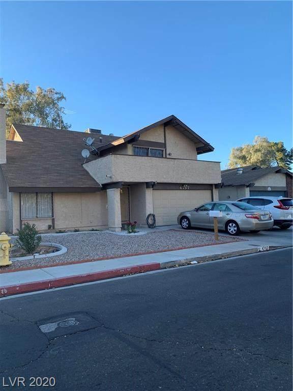 4767 Mountain Valley Road, Las Vegas, NV 89121 (MLS #2252121) :: ERA Brokers Consolidated / Sherman Group