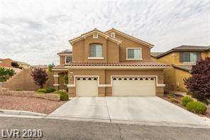 2721 Blairgowrie Drive, Henderson, NV 89044 (MLS #2253369) :: The Shear Team