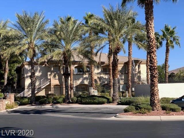 3400 Cabana Drive #2008, Las Vegas, NV 89122 (MLS #2253647) :: Vestuto Realty Group