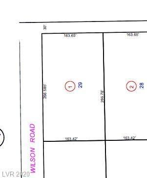 520 Happy Lane, Pahrump, NV 89048 (MLS #2253996) :: Alexander-Branson Team   Realty One Group