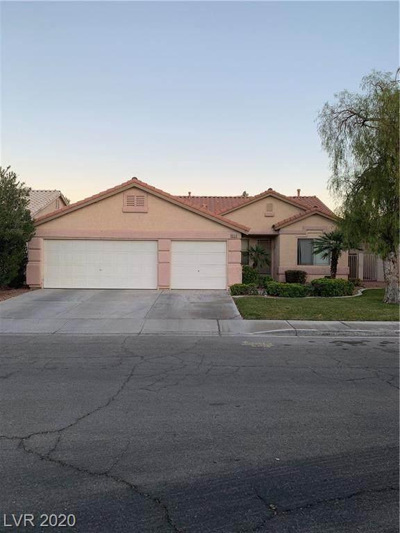 9088 Crystal Coral Way, Las Vegas, NV 89123 (MLS #2254465) :: Signature Real Estate Group