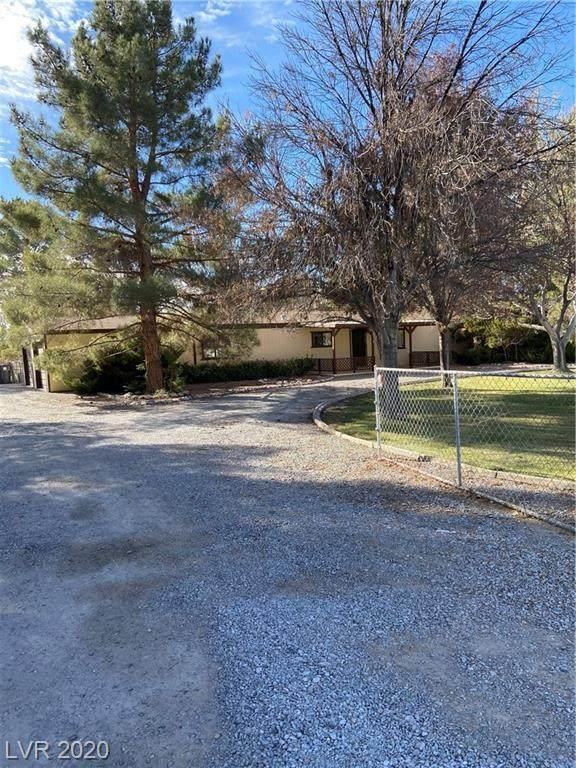 1391 Wilson Road, Pahrump, NV 89048 (MLS #2254890) :: The Mark Wiley Group | Keller Williams Realty SW