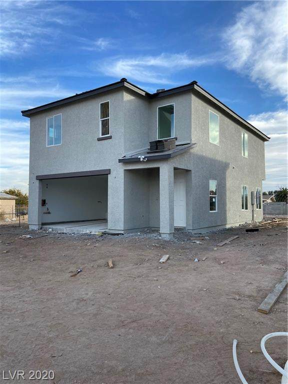 279 Harrison Avenue, Las Vegas, NV 89106 (MLS #2255013) :: Team Michele Dugan
