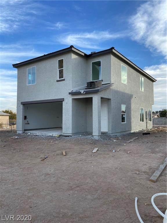 269 Harrison Avenue, Las Vegas, NV 89106 (MLS #2255145) :: Team Michele Dugan