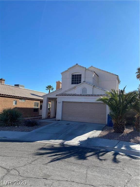 8321 Hydra Lane, Las Vegas, NV 89128 (MLS #2255174) :: The Shear Team