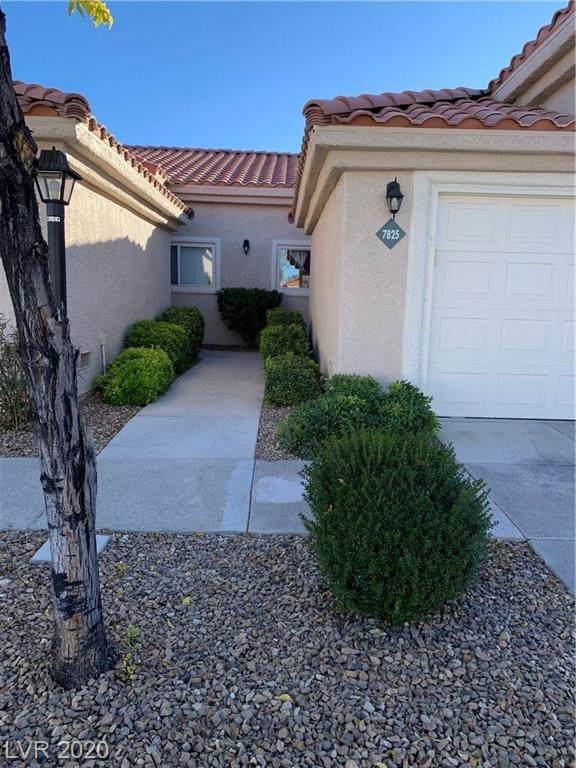 7825 Kings Cove Court, Las Vegas, NV 89145 (MLS #2255444) :: Team Michele Dugan
