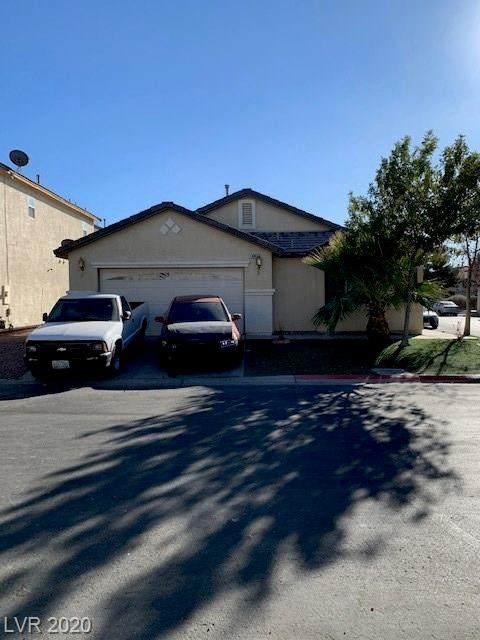 4347 Raynham Street, Las Vegas, NV 89115 (MLS #2255468) :: Billy OKeefe   Berkshire Hathaway HomeServices