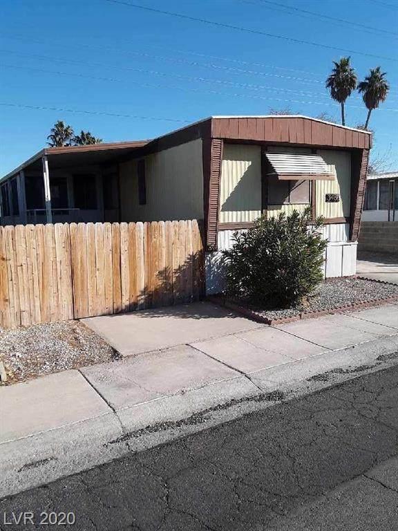 3480 Lost Hills Drive, Las Vegas, NV 89122 (MLS #2255889) :: Vestuto Realty Group