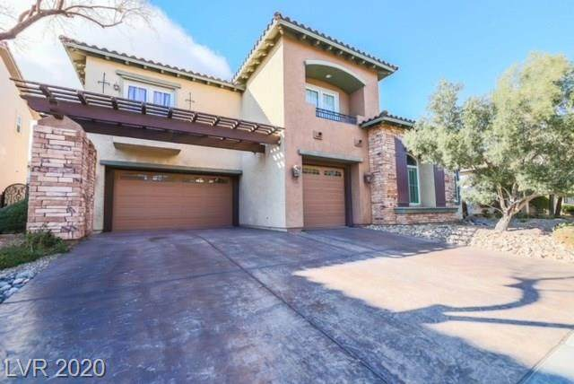 10051 Emerald Pools Street, Las Vegas, NV 89178 (MLS #2255929) :: Jeffrey Sabel