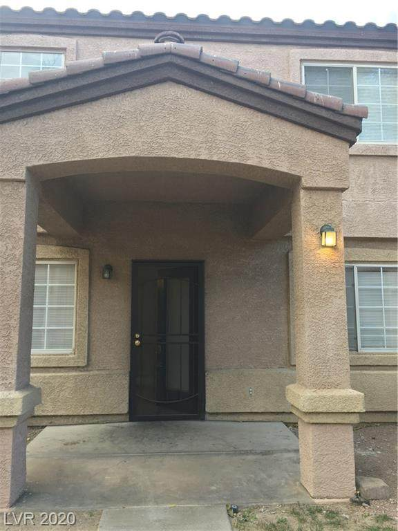 2520 Perryville Avenue #102, Las Vegas, NV 89106 (MLS #2255990) :: The Lindstrom Group