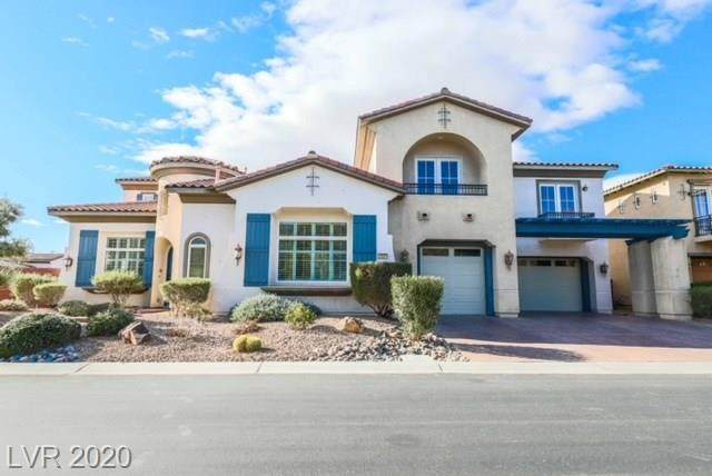 10067 Emerald Pools Street, Las Vegas, NV 89178 (MLS #2255997) :: Vestuto Realty Group