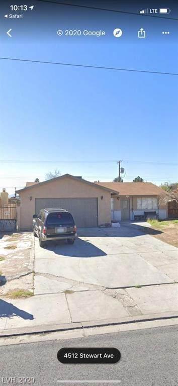 4512 Stewart Avenue, Las Vegas, NV 89110 (MLS #2256077) :: Lindstrom Radcliffe Group