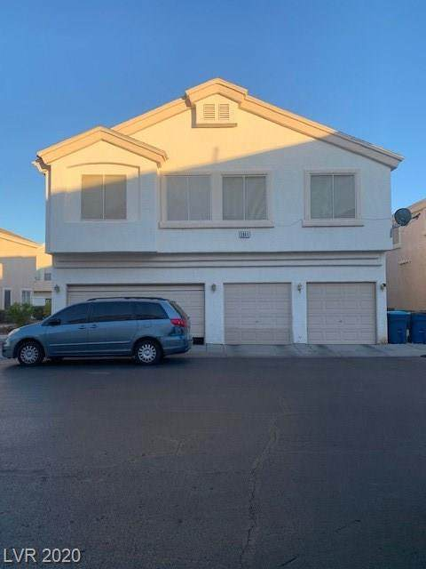 5944 Trickling Descent Street #101, Henderson, NV 89011 (MLS #2256265) :: Signature Real Estate Group