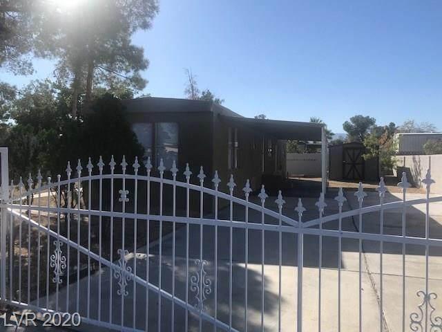 4222 Touchstone Court, Las Vegas, NV 89108 (MLS #2256463) :: Billy OKeefe | Berkshire Hathaway HomeServices