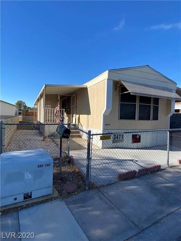 3471 Cape Cod Drive, Las Vegas, NV 89122 (MLS #2256968) :: Vestuto Realty Group