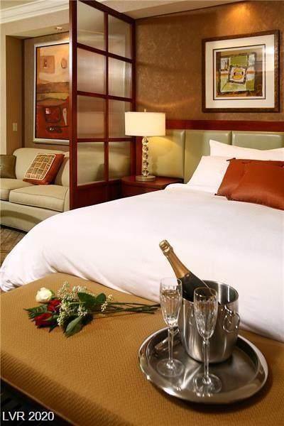 135 Harmon Avenue #1015, Las Vegas, NV 89109 (MLS #2256998) :: Vestuto Realty Group