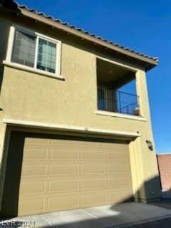 8490 Classique Avenue #106, Las Vegas, NV 89178 (MLS #2257314) :: Signature Real Estate Group