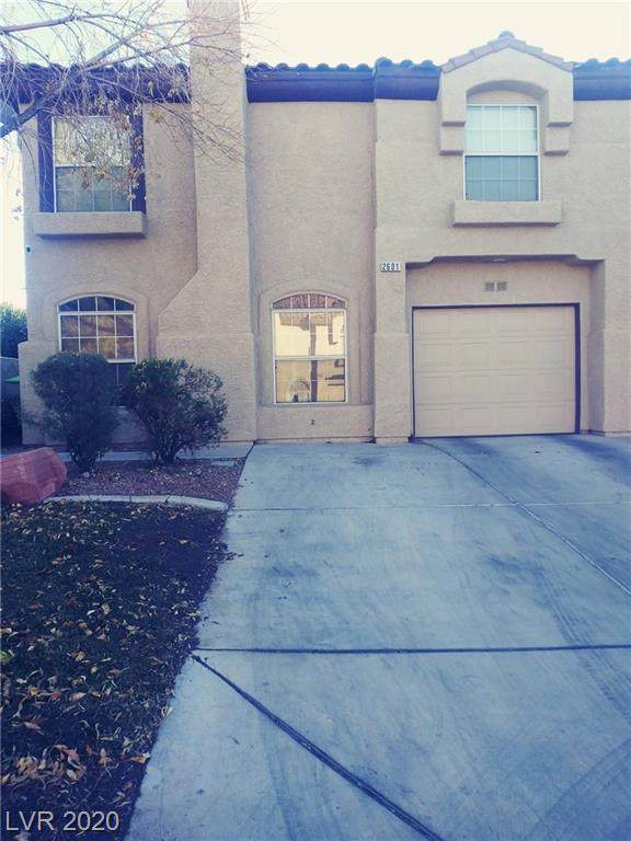 2601 Orchard Meadows Avenue, Henderson, NV 89074 (MLS #2257338) :: The Lindstrom Group