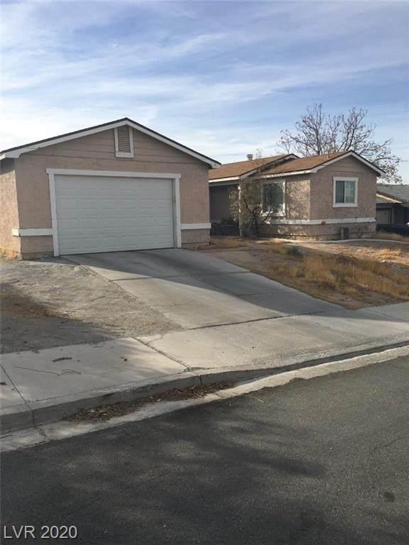 6831 Judson Avenue, Las Vegas, NV 89156 (MLS #2257703) :: Hebert Group | Realty One Group