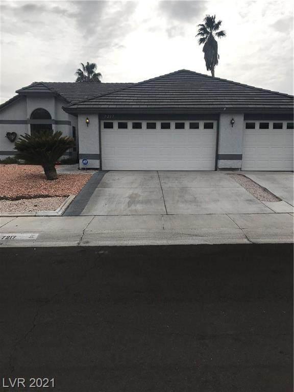 7217 Fury Lane, Las Vegas, NV 89128 (MLS #2258670) :: Jeffrey Sabel