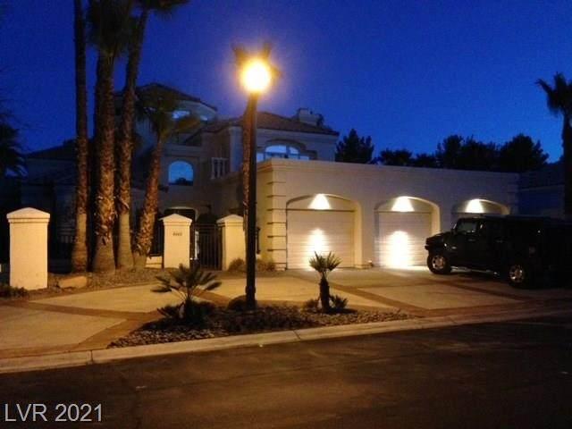 8113 Moonstone Circle, Las Vegas, NV 89128 (MLS #2258790) :: Team Michele Dugan