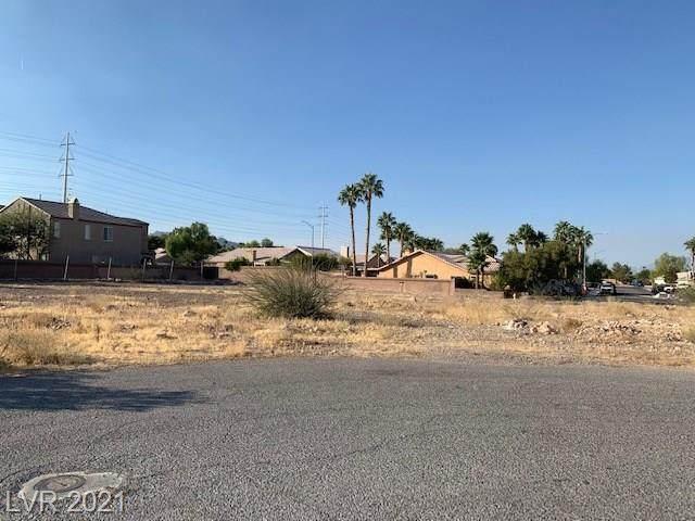 0 Lisa Ln, Las Vegas, NV 89117 (MLS #2258823) :: Vestuto Realty Group