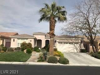 3288 Rabbit Brush Court, Las Vegas, NV 89135 (MLS #2258973) :: Jeffrey Sabel