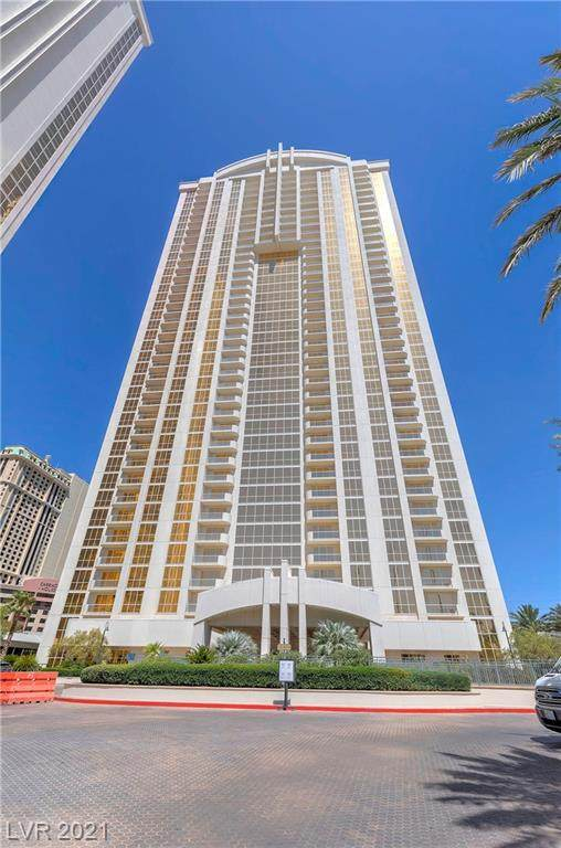 125 Harmon Avenue #2118, Las Vegas, NV 89109 (MLS #2259175) :: Vestuto Realty Group