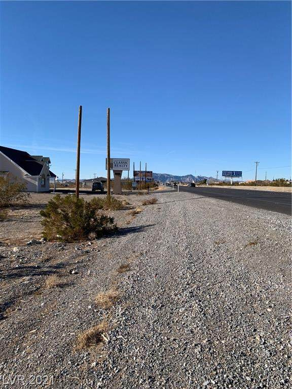 2110 S Nevada Hwy 160, Pahrump, NV 89048 (MLS #2259474) :: Hebert Group   Realty One Group