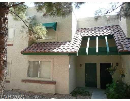 6750 Del Rey Avenue #146, Las Vegas, NV 89146 (MLS #2259958) :: Team Michele Dugan