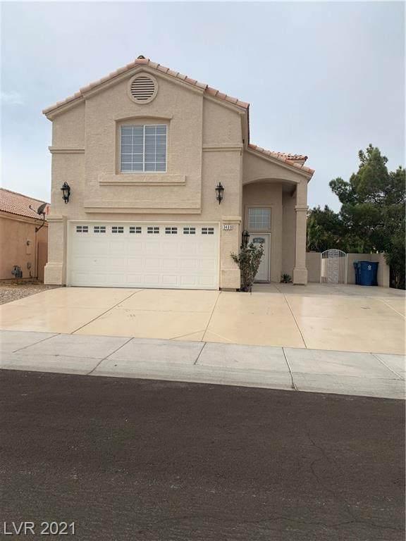 3409 Misty Evening Street, Las Vegas, NV 89129 (MLS #2259976) :: Hebert Group | Realty One Group