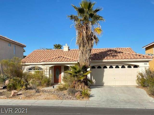 8600 Copper Knoll Avenue, Las Vegas, NV 89129 (MLS #2260196) :: The Lindstrom Group