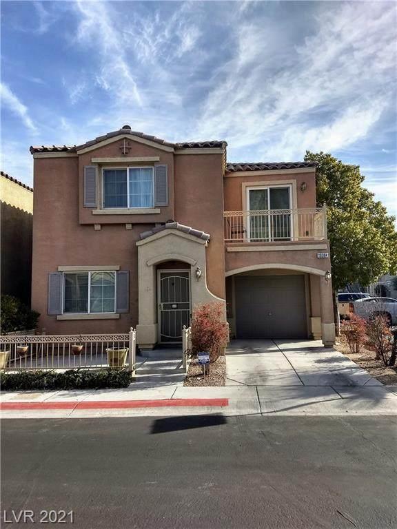 10384 Woven Wonders Street, Las Vegas, NV 89183 (MLS #2260345) :: Signature Real Estate Group