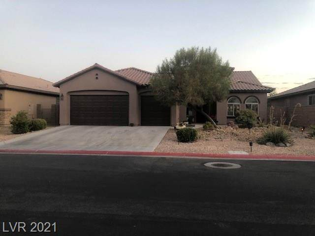 3909 Fledgling Drive, North Las Vegas, NV 89084 (MLS #2260588) :: Signature Real Estate Group