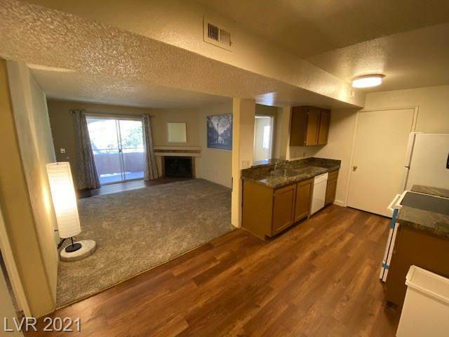 5220 Mission Carmel Lane #201, Las Vegas, NV 89107 (MLS #2260676) :: The Mark Wiley Group | Keller Williams Realty SW