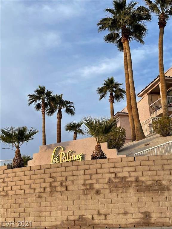 1960 Las Palmas Lane #239, Laughlin, NV 89029 (MLS #2260717) :: Billy OKeefe | Berkshire Hathaway HomeServices