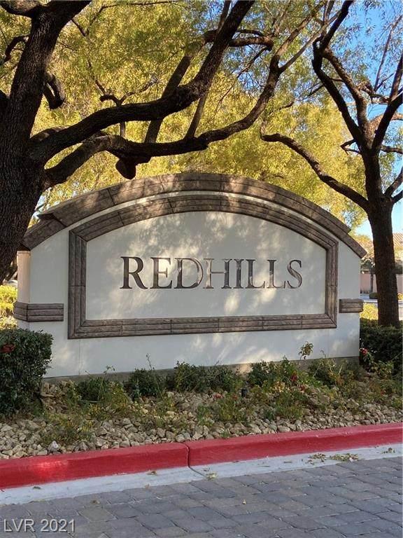 1709 Sky Of Red Drive #204, Las Vegas, NV 89128 (MLS #2260722) :: The Mark Wiley Group | Keller Williams Realty SW