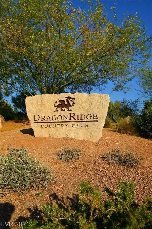 658 Dragon Peak, Henderson, NV 89012 (MLS #2260883) :: Kypreos Team