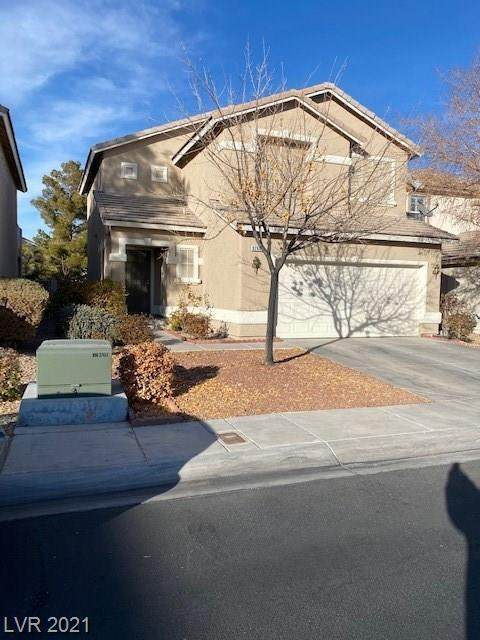9260 Shellmont Court, Las Vegas, NV 89148 (MLS #2261050) :: The Lindstrom Group
