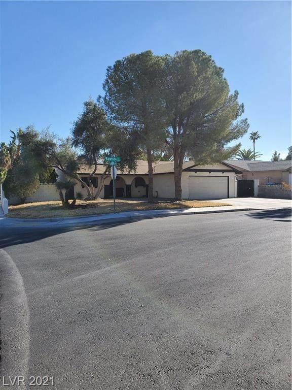 5510 Rawhide Court, Las Vegas, NV 89120 (MLS #2261088) :: The Perna Group