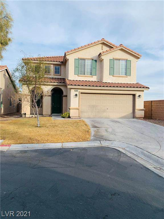 5984 Lingering Breeze Street, Las Vegas, NV 89148 (MLS #2261212) :: Team Michele Dugan