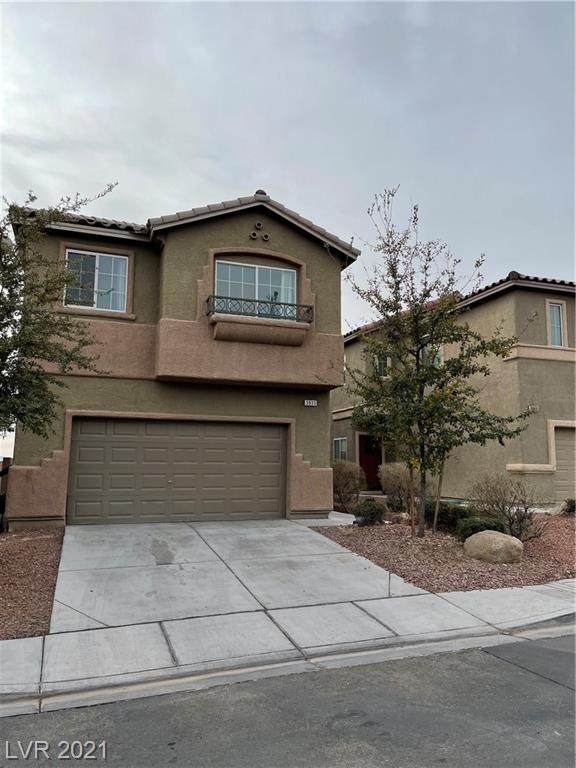 3833 Carisbrook Drive, North Las Vegas, NV 89081 (MLS #2261347) :: The Lindstrom Group