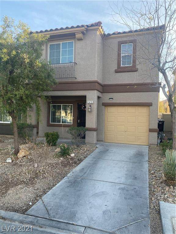 3419 Regent Diamond Avenue, Las Vegas, NV 89106 (MLS #2261593) :: The Perna Group
