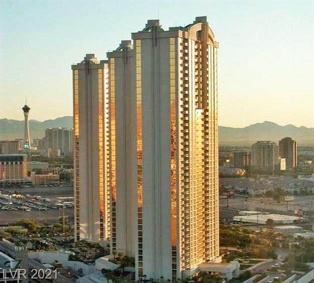 125 Harmon Avenue #10814, Las Vegas, NV 89109 (MLS #2261800) :: Signature Real Estate Group