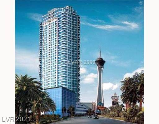 2700 Las Vegas Boulevard #3003, Las Vegas, NV 89109 (MLS #2261963) :: Signature Real Estate Group