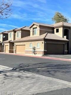 4660 Basilicata Lane #104, North Las Vegas, NV 89084 (MLS #2262153) :: Hebert Group | Realty One Group