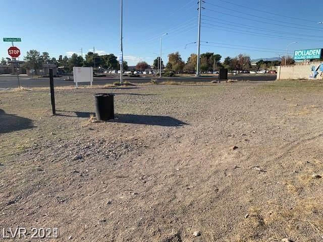 W Charleston Boulevard, Las Vegas, NV 89107 (MLS #2262280) :: The Shear Team