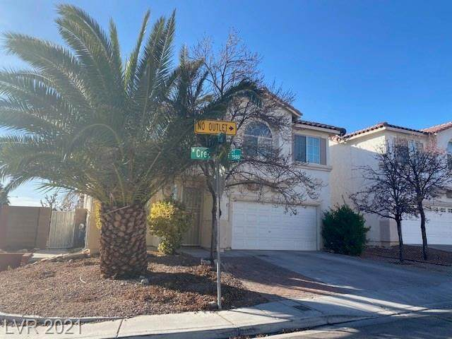 9527 Creedmoor Court, Las Vegas, NV 89148 (MLS #2262285) :: Hebert Group | Realty One Group